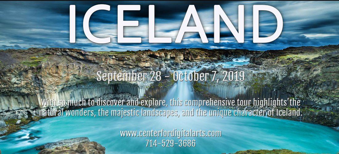 Iceland banner
