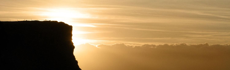 sunset silhouette tim meyer